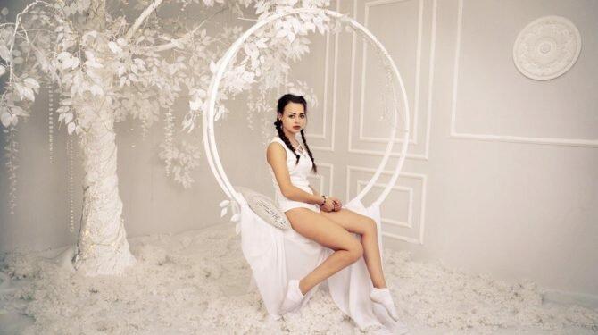 Виктория Фомина — знаменитость из Тик Тока на Доме-2. Не ясно, кто кого продвигает