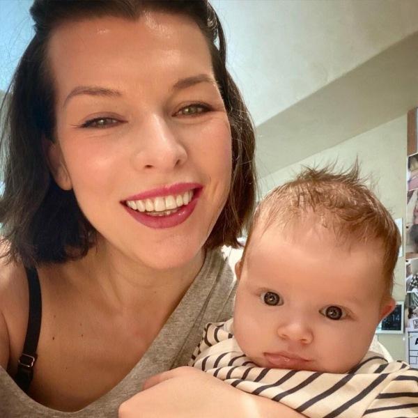 Звезды, которые стали родителями в 2020 году