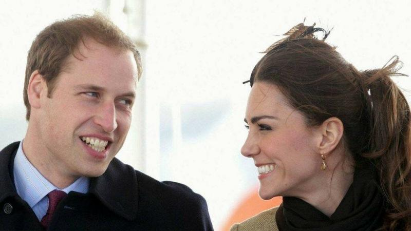 9 фотографий принца Уильяма и Кейт Миддлтон, которые показали свадебную суматоху