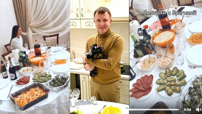 Семья Рапунцелей вернётся на ТВ. Татьяна переехала в Москву. Новогодний стол Яббаровых