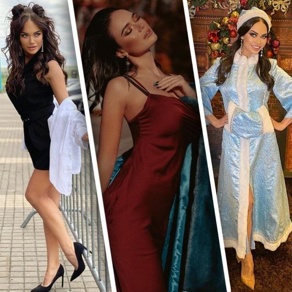 Топ 5 «cамых-красивых» девушек России по версии журнала MAXIM.