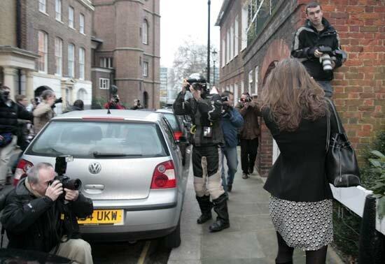 Кейт Миддлтон и папарацци: принц Гарри и Меган забывают, что не только их преследовала пресса