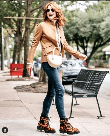 """Кэти Уильямсон: """"Веду блог, потому что не было блогеров старше 50"""""""