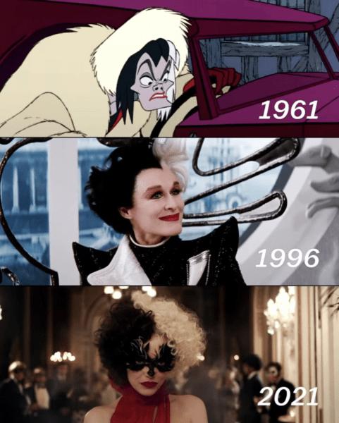 Ожидаемое кино-2021 с красоткой в касте о стильной злодейке