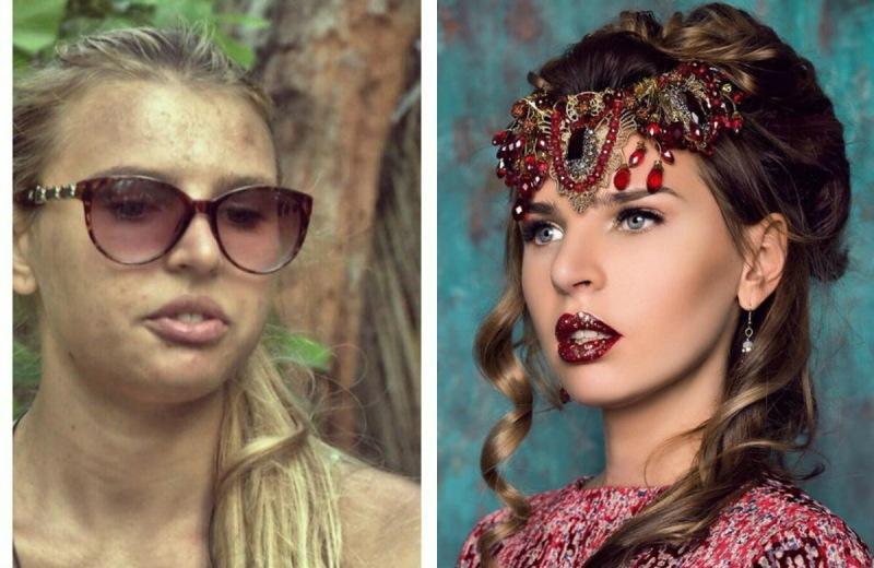 В Instagram и в реальности: 7 фото, как звезды «Дом 2» выглядят без фотошопа
