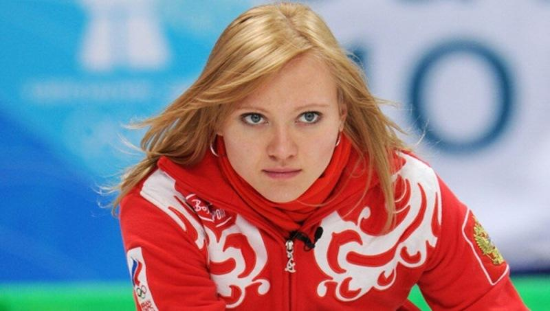 Без актрис и фотомоделей. Составил 5-ку самых красивых кёрлингисток России. Их за красоту берут в команду
