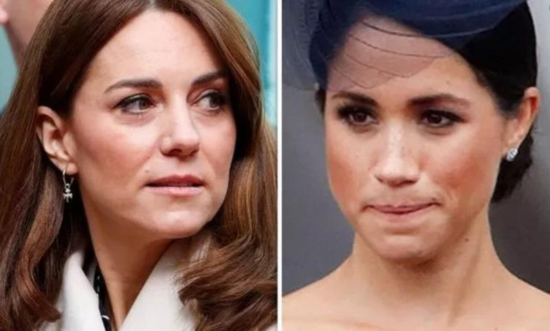 Кейт попросили помирить Уильяма и Гарри, хотя бы на время траура