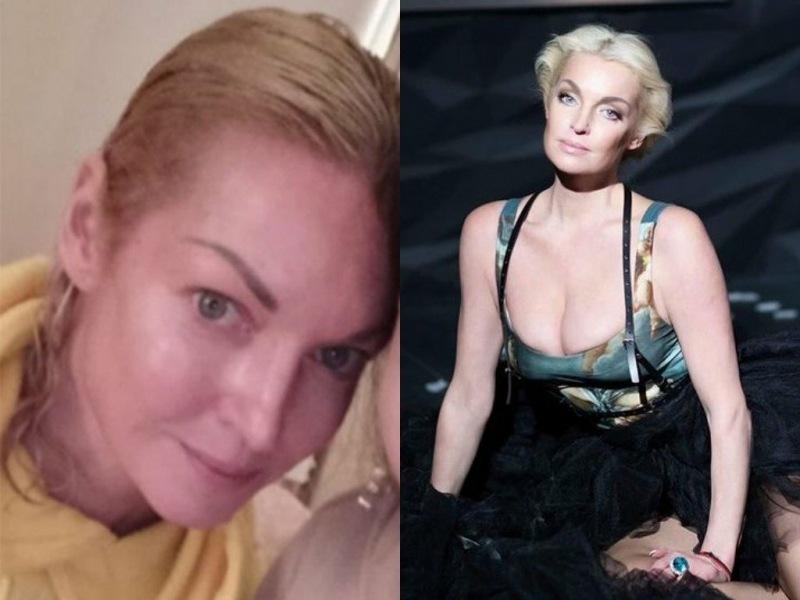 Звезды возрастом 40+ в инстаграме и в реальной жизни: нашла фото и решила порассуждать о корректуре и внешности