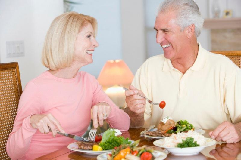 5 правил питания после 40 лет, которые продлят молодость.