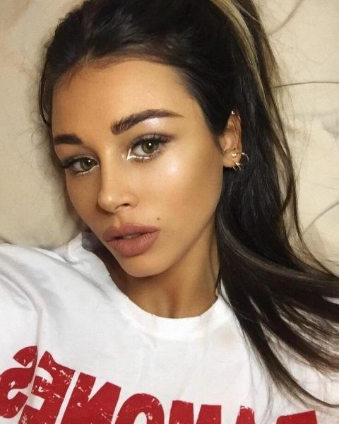 6 Самых Красивых девушек популярных в Instagram