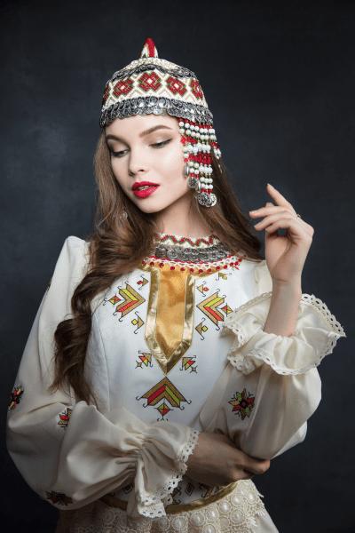 Красивые девушки разных национальностей. Часть 2