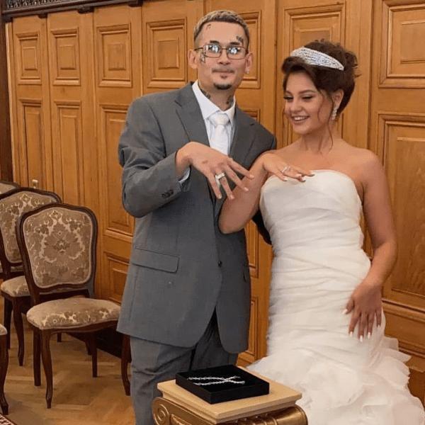 Моргенштерн женился!