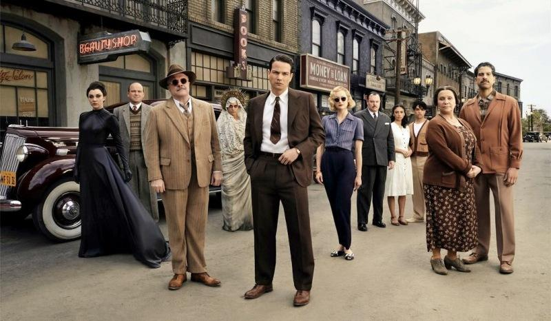 10 лучших сериалов о Голливуде