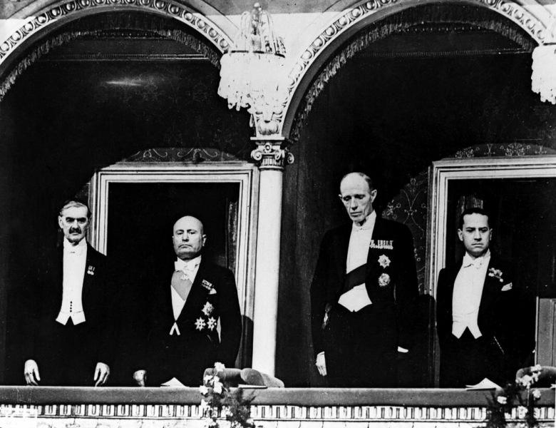 Бенито Муссолини / Benito Mussolini