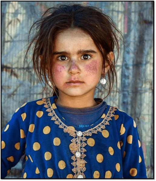 Дети из разных стран