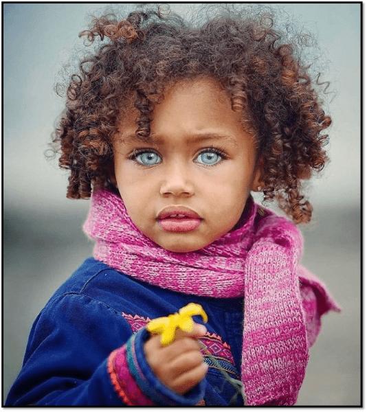Глаза детей из Турции