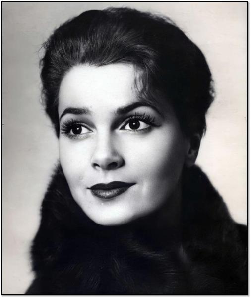 Многонациональная красота актрис СССР