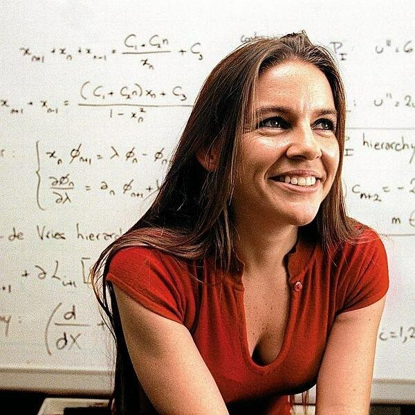 Подборка красивых Девушек-Учёных