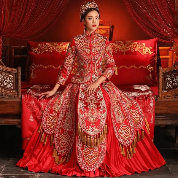 Подборка Красивых Невест со всего мира в традиционной одежде
