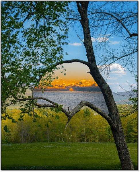 Райские кадры природы