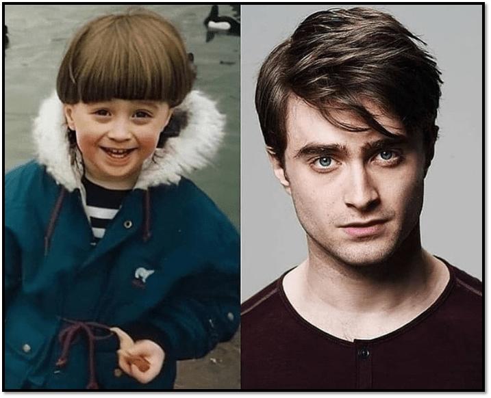 Знаменитости в детстве и сейчас