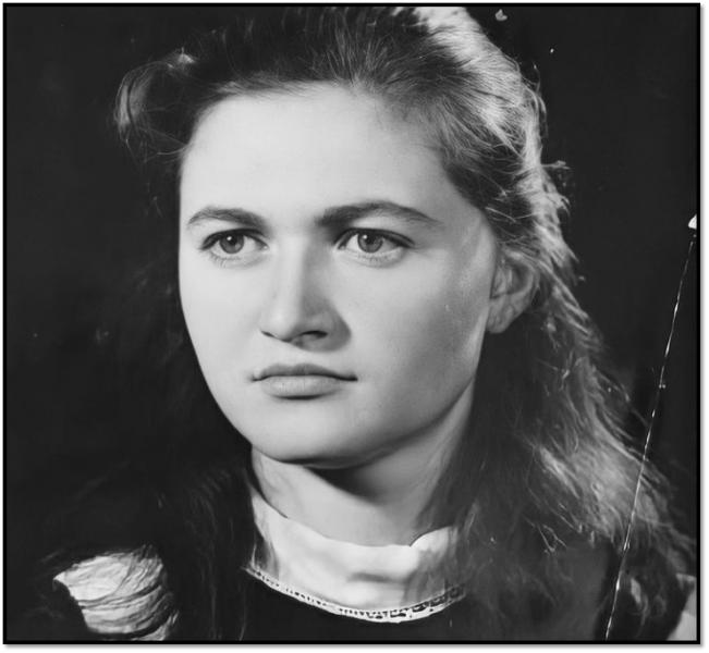 Замечательные старые фотографии девушек и их национальности