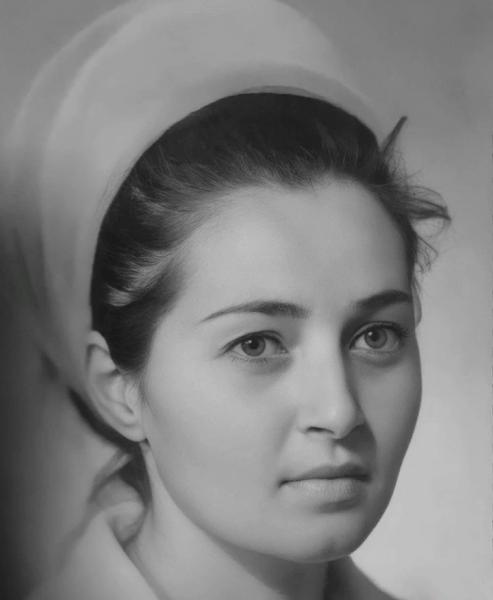 Ретро фото красивых женщин
