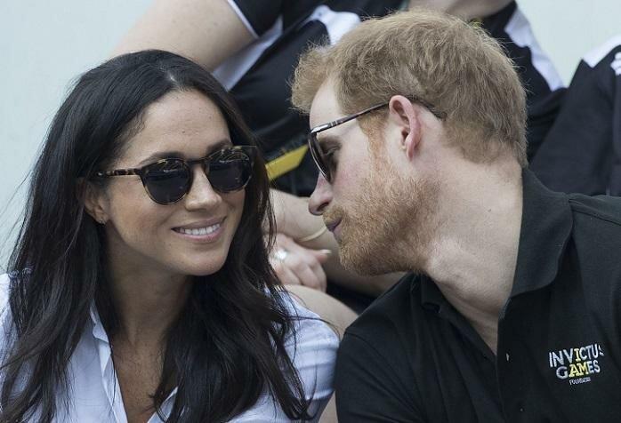 С кем был роман с британским принцем Гарри до встречи с Меган Маркл